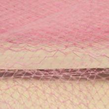 Bubblegum Pink Hat Veiling